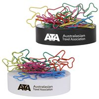 LL2588s Plane Paper Clips on magnetic base