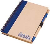 ECO16 The Nature Promotional Notepads