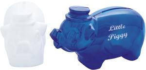 PL823 Little Piggy Money Boxes
