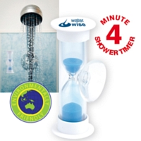 Promotional ECO Friemdly</p> Water Saving Shower Timer <p/>Quantity: 250