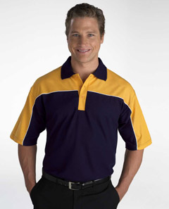 Promotional Polo Shirts </p> P5015 Contrast Polo with Piping <p/>Quantity: 10
