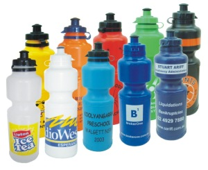 SR0701 750ml Flip Top Promotional Plastic Drink Bottle