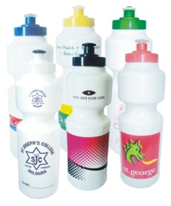 SR0702 750ml Screw Top Promotional Plastic Drink Bottle