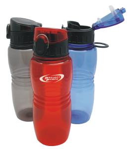B710 600ml Disovery Plastic Promotional Drink Bottles