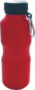 B713 Ezy Grip Promotional Aluminum Sports Flask