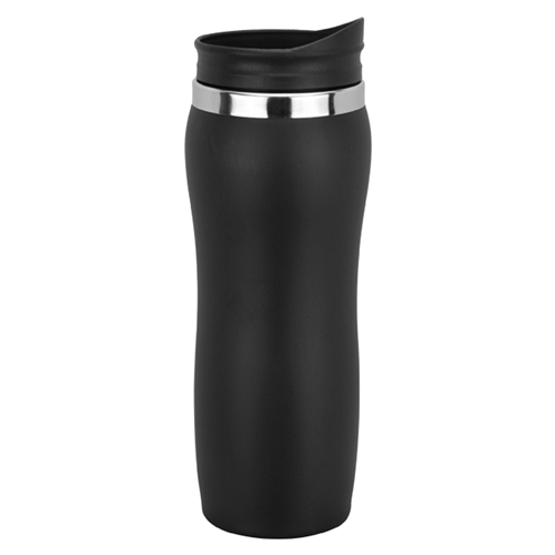 M 23  Silouette Stainless Steel Travel Mug