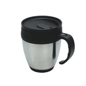 MS004  Savvy Stainless Steel Travel Mug