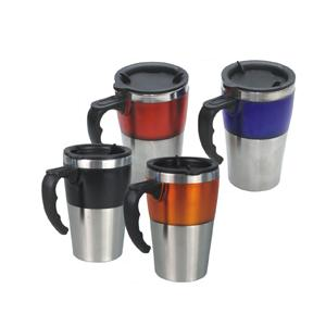MP013  Tuscan Promotional Travel Mug
