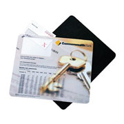 MM108A Business Card Promotional Mouse Mats