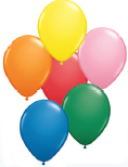 A9 inch Round Promotional Balloons