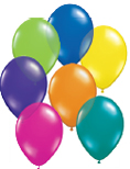 A11 inch Round Promotional Balloons