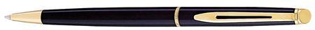 Promotional Pen Hemisphere Laquer Black  BP