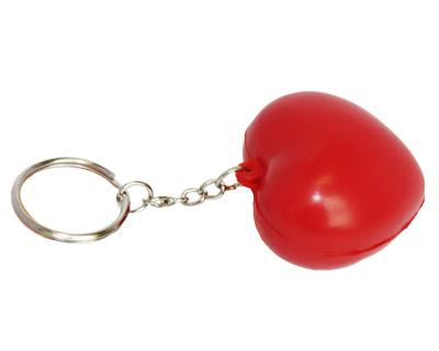 S35 Anti-Stress Toy Heart Keyring