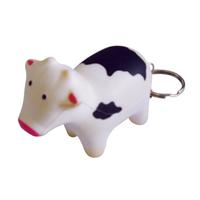 S87 Anti-Stress Cow Keyring