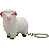 S84 Anti-Stress Sheep Keyring