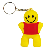 S82 Anti-Stress Little Man Keyring