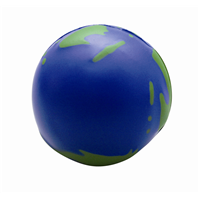 S21 Anti-Stress 2 Colour World Globe