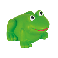 S135 Anti Stress Green Frog