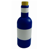SS096 Anti Stress Wine Bottle