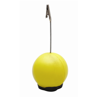 S127 Anti Stress Ball Note Holder