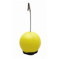 S127 Anti Stress Ball Note Holder