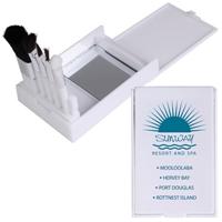 LL2102s Compact Makeup Brush Set