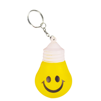 S86 Anti-Stress Light Bolb Keyring.