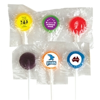 LL555s Promotional Confectionery Lollipops