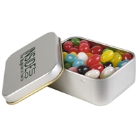 LL334s Promotional Confectionery Assorted Colour Jelly Beans.