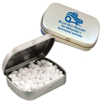 LL804s Promotional Confectionery Mints in Tins