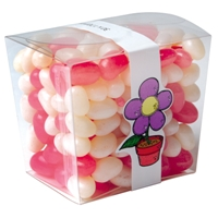 LL3155s Corporate Jelly Beans in mini noodle boxes