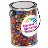 LL33009s Promotional M&Ms in Drums