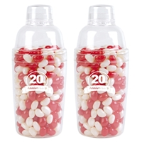 LL17355s Promotional Confectionery Corporate Colour Jelly Beans