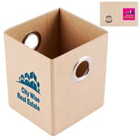 LL8483s Folding Cardboard Pen Holder