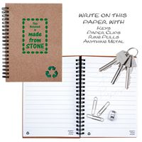 LL9753s Stone Paper Notebook