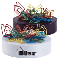 LL2563s Plane Paper Clips on magnetic base [CLONE]