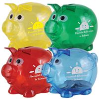 LL3598s World's Smallest Pig Money Box