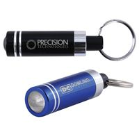 LL4806s LED Aluminium Torch Keyring