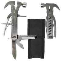 LL1000s Multi Tool Hammer In Pouch.