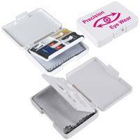 LL0189s Lens Cloth / Digital Media Card Holder