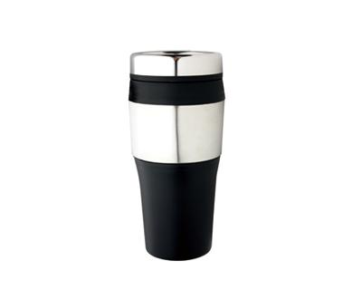 M 09 Promotional Stainless Steel Travel Mug