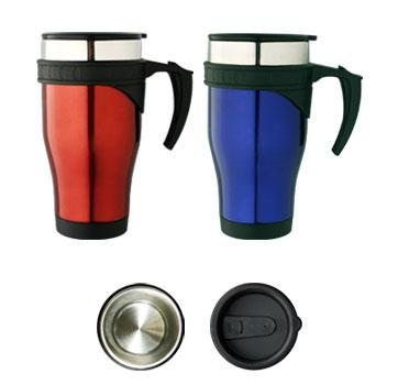 M 20 Promotional Stainless Steel Travel Mug