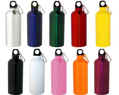 AM17  Promotional 600ml Stainless Steel Sports Flask