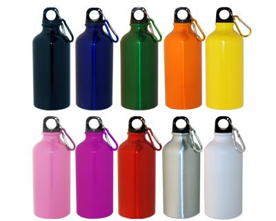 AM26  Promotional 500ml Aluminium Sports Flask