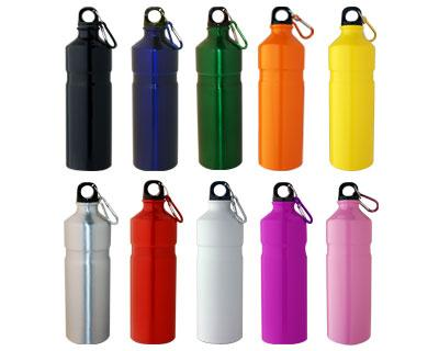 AM27  Promotional 750ml Aluminium Sports Flask