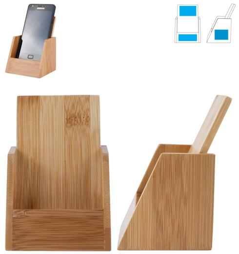 LL1111s Bamboo Phone Holder