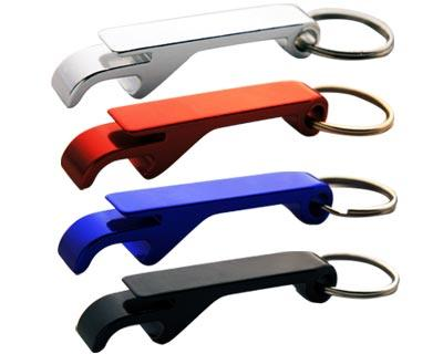100 x Classic Alloy Bottle Opener Keyring </p> Laser Engraved Free Setup</p>ONLY $180.00</P>4 Colours to Choose from.