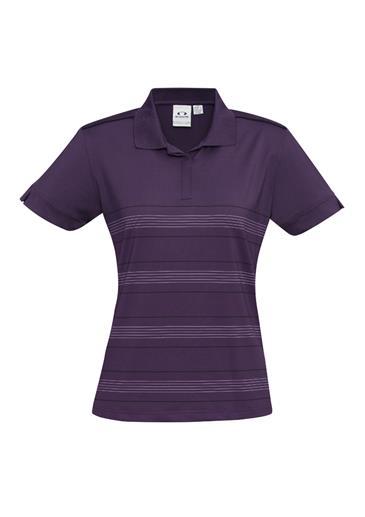 P304  Ladies Laguna Stretch Jersey Polo Shirts