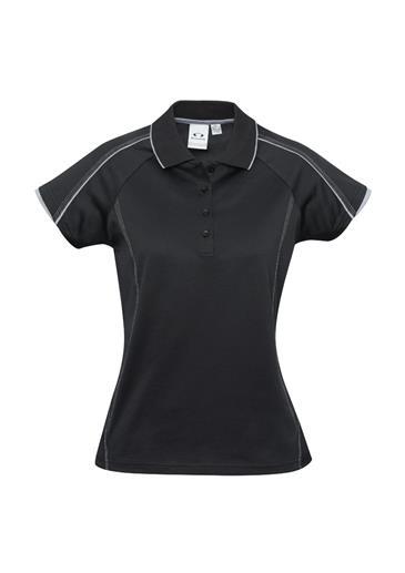 P303  Ladies Blade Polo Shirts