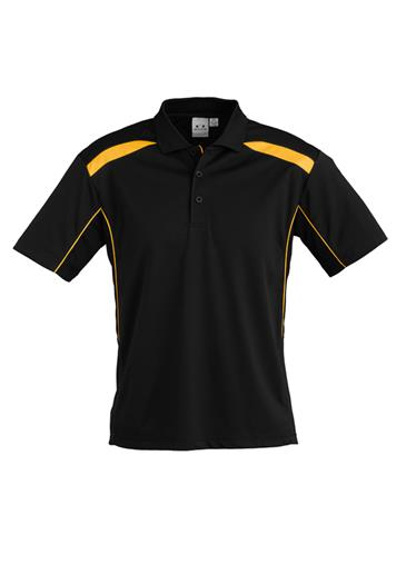 P244  Mens United Polo Shirts